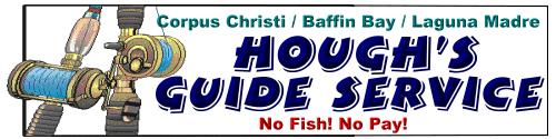 Hough's Guide Service - Private Saltwater Fishing Charters